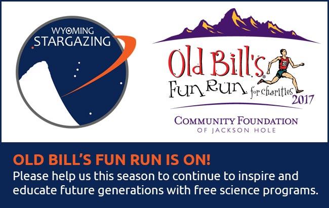 Old Bill's Fun Run 2017