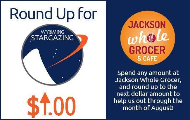 Jackson Whole Grocer Round Up Program