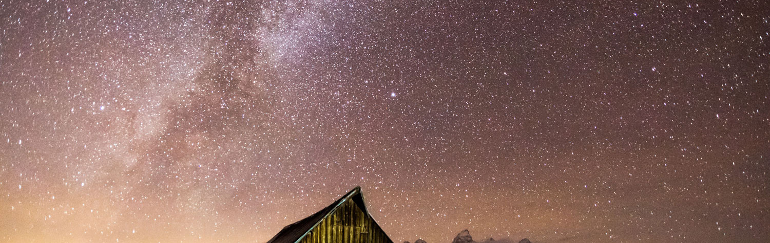 Introducing the new Wyoming Stargazing Website