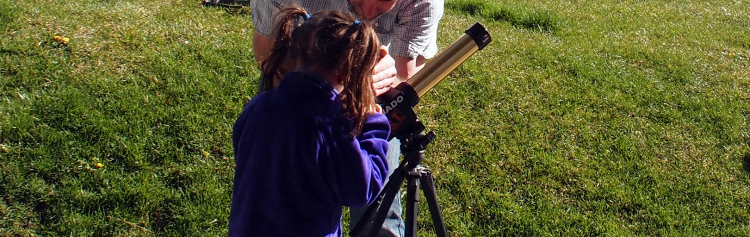 Wyoming Stargazing will be at WILDScience this weekend!