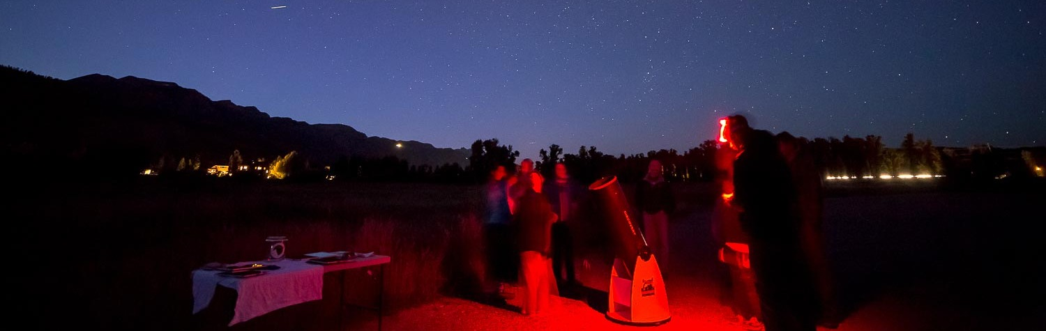 Free Stargazing Has Moved to the Center for the Arts