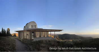 Snow King Observatory and Wyoming Stargazing
