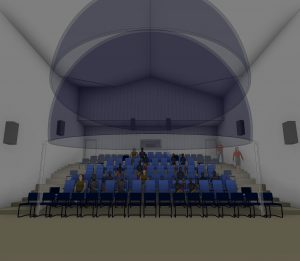 Planetarium Interior (Custom)