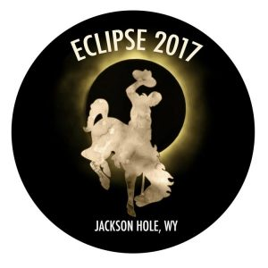 Total Jackson Hole Eclipse