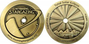 2017 Total Solar Eclipse Commemorative Coin