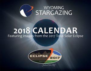 2018 Solar Eclipse Calendar Front