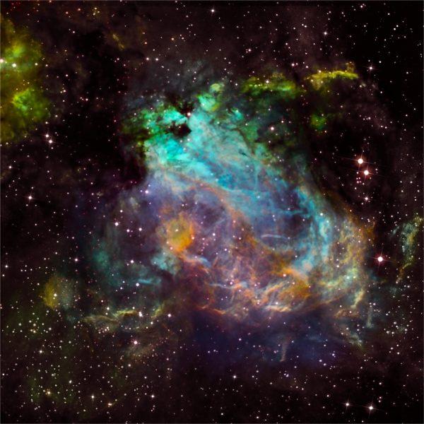 M17 - Swan Nebula