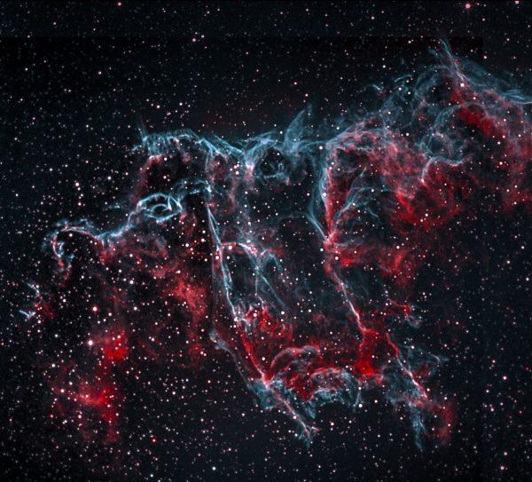 NGC 6992 - Veil Nebula - Eastern Half