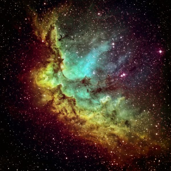 NGC 7380 - Wizard Nebula