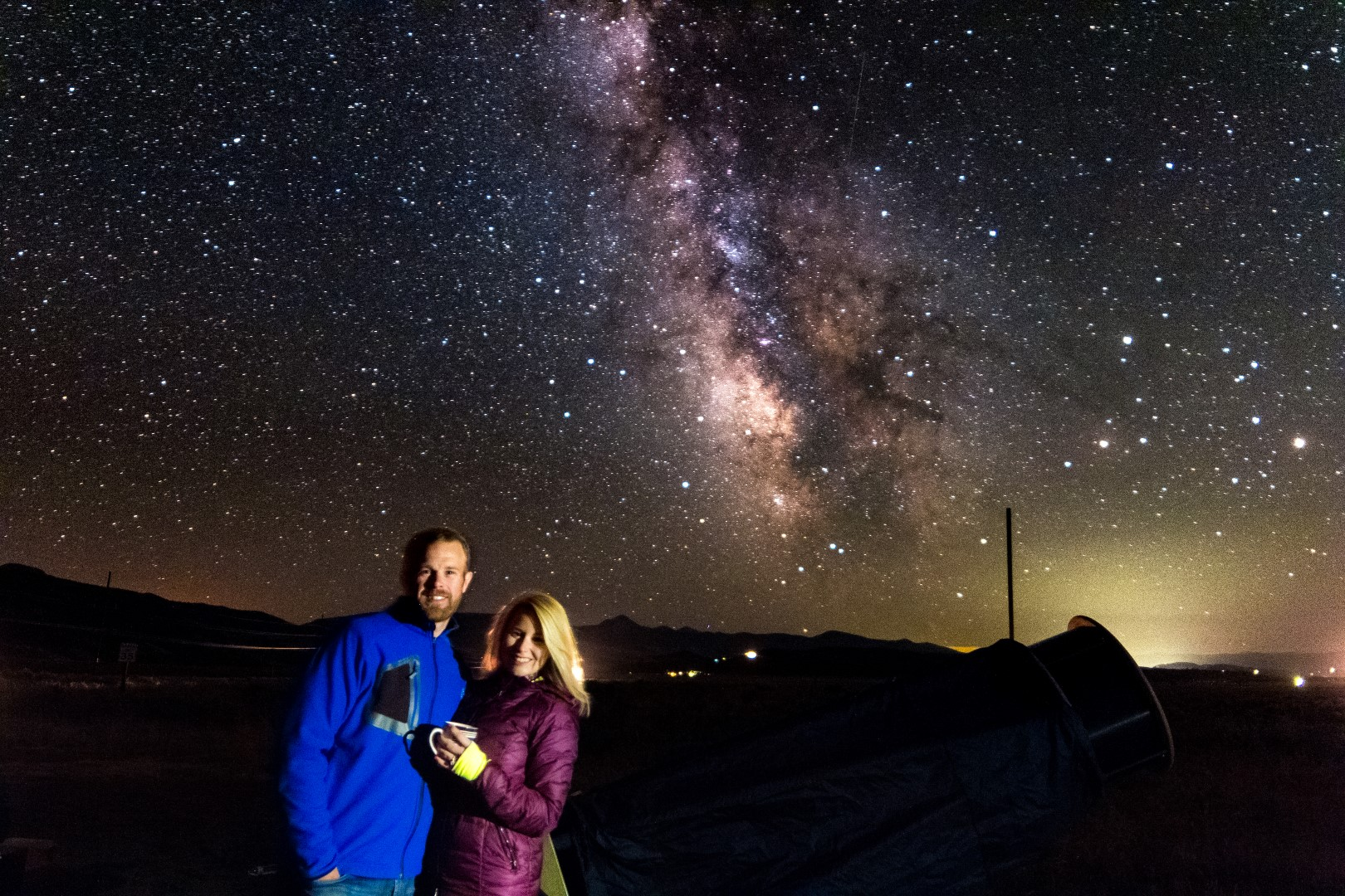 After You Stargaze in Wyoming…