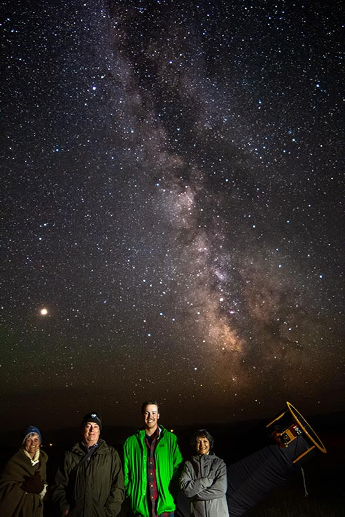 How to Support Us - Wyoming Stargazing